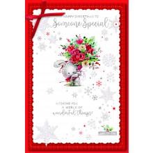 S.Spec Fem Cte 75 Christmas Card