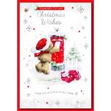 Opem Fem Cute 50 Christmas Cards