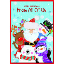 From All of Us Juv 50 Christmas Cards
