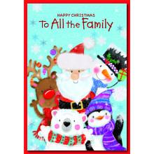 To All Family Juv50 Christmas Cd