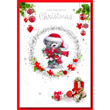 Open Fem Cute 50 Christmas Cards