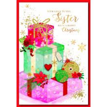 Sister Trad 50 Christmas Cards