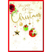 To All of You Trad 50 Christmas Cards