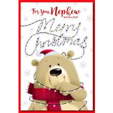 Nephew Cute 75 Christmas Cards