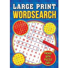 Large Print Wordsearch LPW4