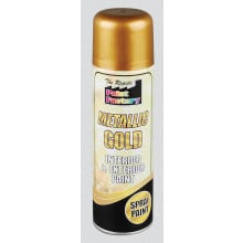 Metallic Gold Spray 200ml