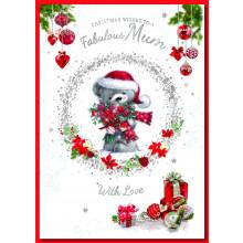 Mum Cute 90 Christmas Cards