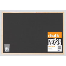 Chalk Notice Board 60x40cm