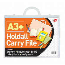 A3+ Holdall Carry File with Handle