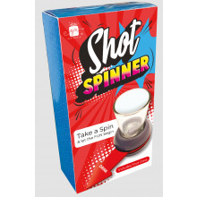 XD04901 Shot Spinner Party Game