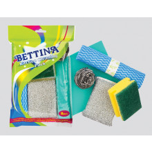 Bettina Kitchen Cleaning 8 Pack