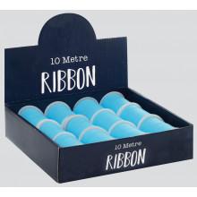 Light Blue Ribbon 1cmx10M