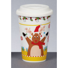 Christmas Travel Mugs Assorted