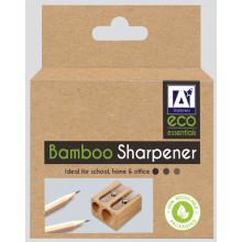 Eco Bamboo Sharpener