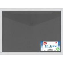 Polyprop A3+ Folder Assorted