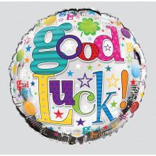 Foil Balloon Good Luck