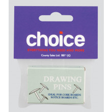 Choice Drawing Pins