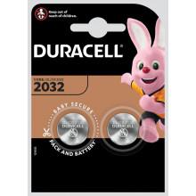 Duracell 2032 Button Batteries Pack 2