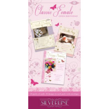Silverline Classic Female Card Unit