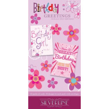 Silverline Birthday Greetings Female