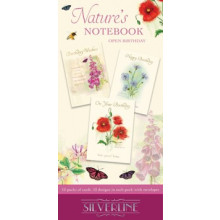Silverline Nature's Notebook Card Unit