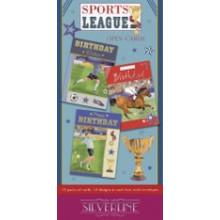 Silverline Sports League Card Unit