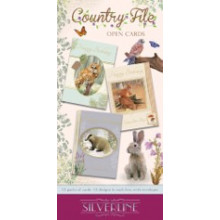 Silverline Country File Card Unit