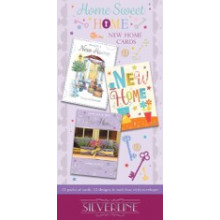 Silverline New Home Card Unit