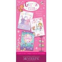 Silverline Girlz Club card Unit