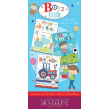 Silverline Boyz Club Card Unit