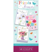 Silverline Friends Forever Card Unit