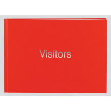 Visitors Books 270x205mm Assorted