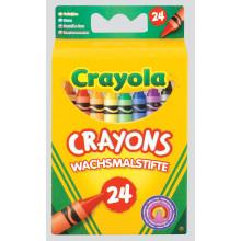 Crayola Crayons Standard Washable 24s