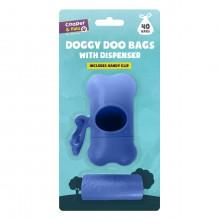 Doggy Doo Bags 40's & Dispenser