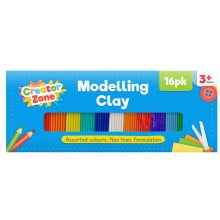Large Activity Modelling Clay Set