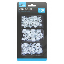 Cable Clips Assorted
