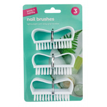 Nail Brush 3 Pack
