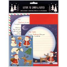 XD05102 Letter To Santa + Reply Kids