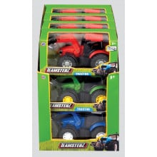 Teamsterz Tractor & Digger Assorted