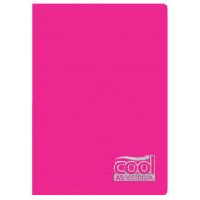 A5 Cool Notebook Feint/Margin 80 Pages