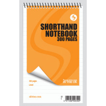 S3102 Silvine Shorthand Notebook 300pg