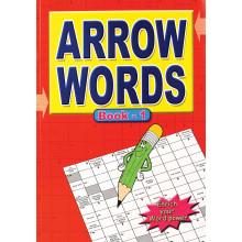 A4 Arrow Words 72 Pages 4 Asst