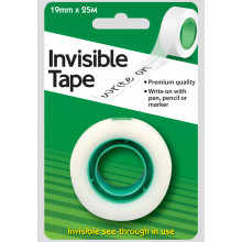 Invisible Tape Refill 19mmx25M