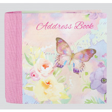 Les Papillon Address Book