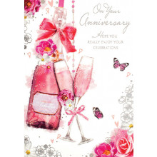 Greetings Cards Your Anniversary