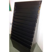 12 Tier Cardboard Floor Stand