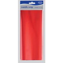 Gift Wrap Metallic 50x70cm 4 sheets Asst