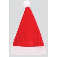 Luxury Velvet Santa Hat