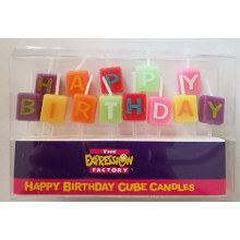 Cube Pick Candles