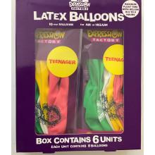 LB113A Balloons Teenager
